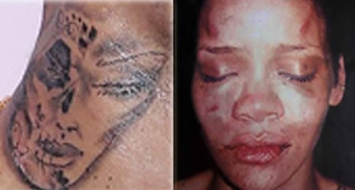 Published September 12 2012 In Chris Brown's Camp Claim Tattoo Is