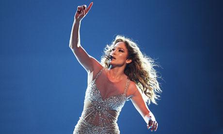Jennifer Lopez Tour - Sydney