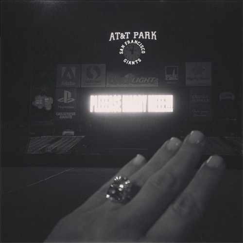 KimEngagement ring