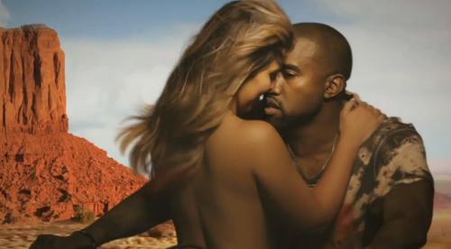 Kanye Kim Bound 2