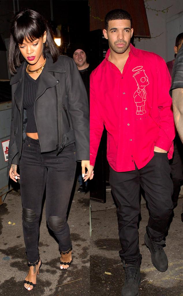 Drake and rihanna dating rumors
