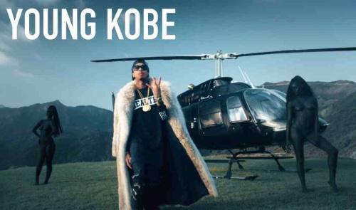 Tyga Young Kobe