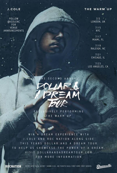 Dollar And A Dream Tour