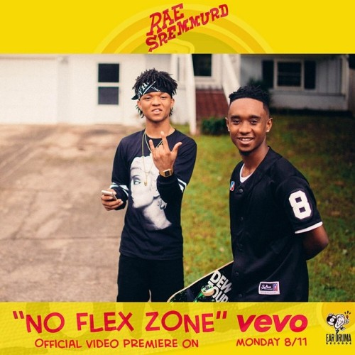 Rae Sremmurd No Flex Zone